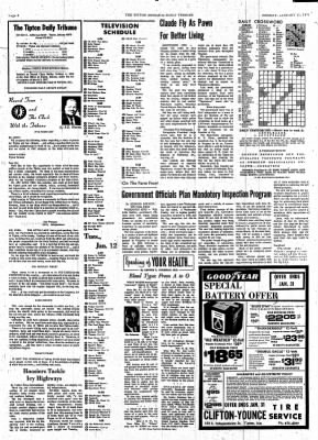The Tipton Daily Tribune from Tipton, Indiana on January 11, 1971 · Page 2