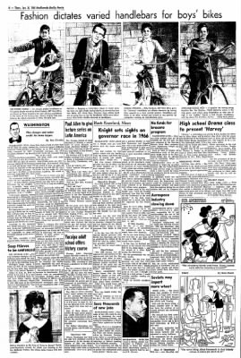 Redlands Daily Facts from Redlands, California on January 30, 1964 · Page 8