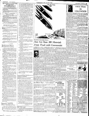 The Courier News from Blytheville, Arkansas on August 16, 1952 · Page 4