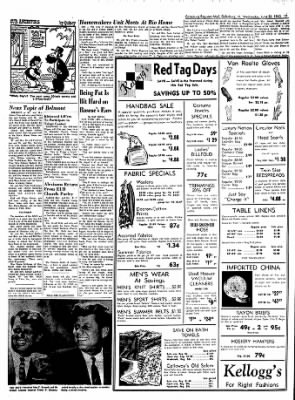 Galesburg Register-Mail from Galesburg, Illinois on June 26, 1963 · Page 16