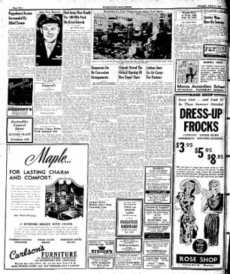 Naugatuck Daily News from Naugatuck, Connecticut on July 14, 1944 · Page 2