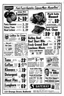 Redlands Daily Facts from Redlands, California on March 11, 1964 · Page 9