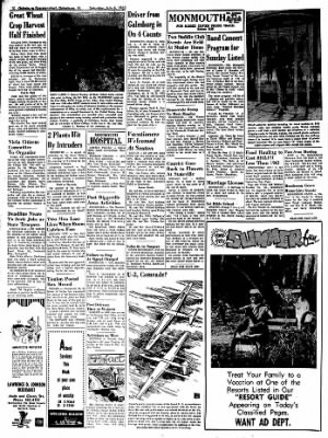 Galesburg Register-Mail from Galesburg, Illinois on July 6, 1963 · Page 10