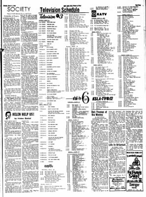 Hope Star from Hope, Arkansas on March 16, 1968 · Page 2