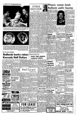 Redlands Daily Facts from Redlands, California on March 27, 1964 · Page 4