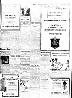 Sterling Standard from Sterling, Illinois on December 26, 1916 · Page 3
