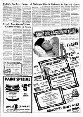Carrol Daily Times Herald from Carroll, Iowa on June 6, 1974 · Page 5
