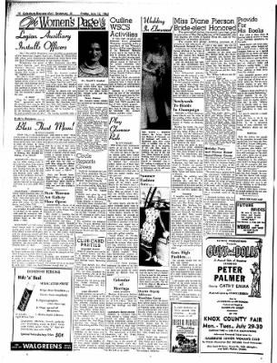 Galesburg Register-Mail from Galesburg, Illinois on July 12, 1963 · Page 10
