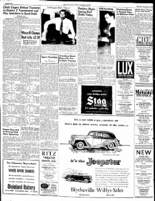 The Courier News from Blytheville, Arkansas on March 4, 1949 · Page 10