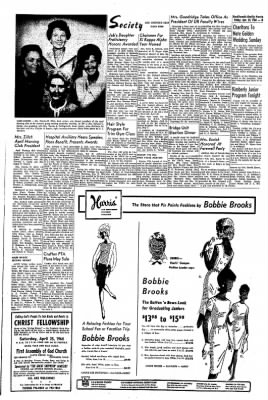 Redlands Daily Facts from Redlands, California on April 24, 1964 · Page 3