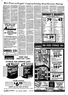 Carrol Daily Times Herald from Carroll, Iowa on July 3, 1974 · Page 11
