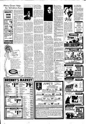 Carrol Daily Times Herald from Carroll, Iowa on July 10, 1974 · Page 4