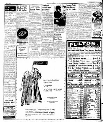 Naugatuck Daily News from Naugatuck, Connecticut on September 7, 1944 · Page 2