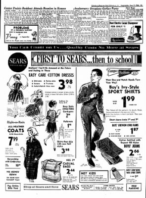 Galesburg Register-Mail from Galesburg, Illinois on August 7, 1963 · Page 13