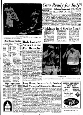 Galesburg Register-Mail from Galesburg, Illinois on May 26, 1973 · Page 13