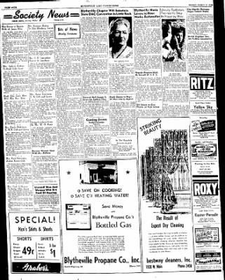 The Courier News from Blytheville, Arkansas on March 11, 1949 · Page 4