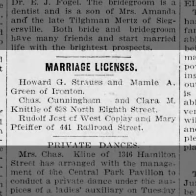 Allentown leader, 26 june 1907 (wed) p. 1