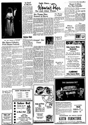 The Ludington Daily News from Ludington, Michigan on August 23, 1968 · Page 3