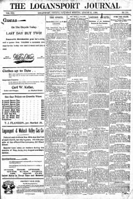 Logansport Pharos-Tribune from Logansport, Indiana on August 15, 1896 · Page 9