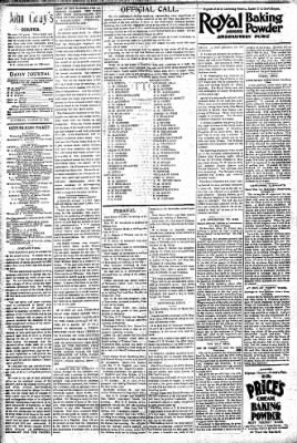 Logansport Pharos-Tribune from Logansport, Indiana on August 15, 1896 · Page 12
