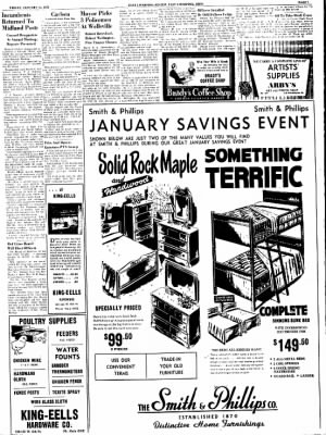 The Evening Review from East Liverpool, Ohio on January 11, 1952 · Page 22