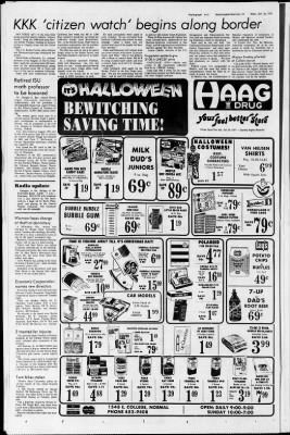 The Pantagraph from Bloomington, Illinois on October 26, 1977 · Page 12