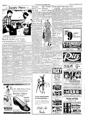 The Courier News from Blytheville, Arkansas on December 23, 1954 · Page 4