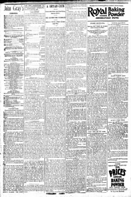Logansport Pharos-Tribune from Logansport, Indiana on August 21, 1896 · Page 4