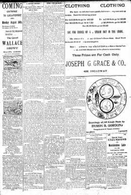 Logansport Pharos-Tribune from Logansport, Indiana on August 23, 1896 · Page 3