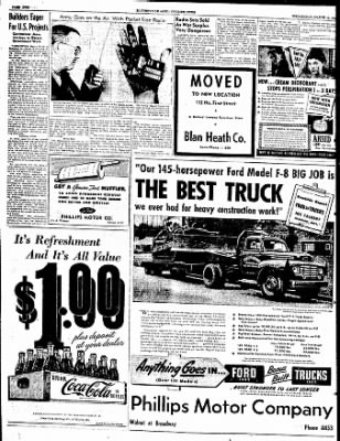 The Courier News from Blytheville, Arkansas on March 16, 1949 · Page 2