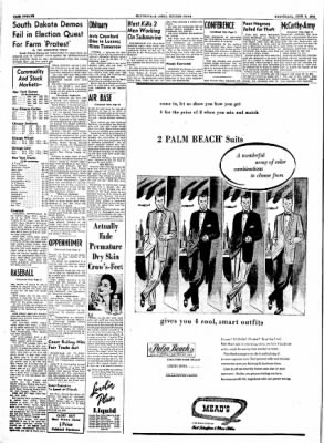 The Courier News from Blytheville, Arkansas on June 2, 1954 · Page 12