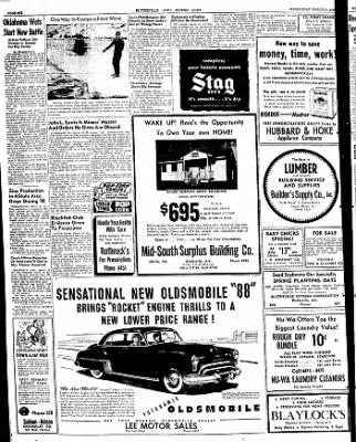 The Courier News from Blytheville, Arkansas on March 16, 1949 · Page 6