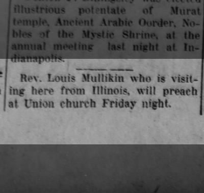 The Evening Star  Franklin, Indiana: 17 Dec. 1912