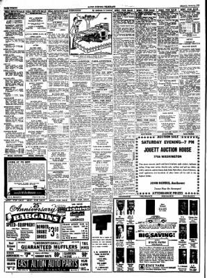 Alton Evening Telegraph from Alton, Illinois on June 10, 1960 · Page 20