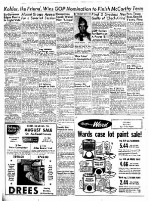 Carrol Daily Times Herald from Carroll, Iowa on July 31, 1957 · Page 8