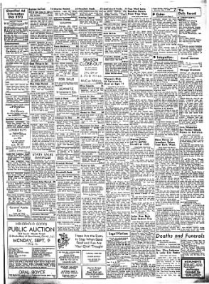Carrol Daily Times Herald from Carroll, Iowa on September 7, 1957 · Page 7
