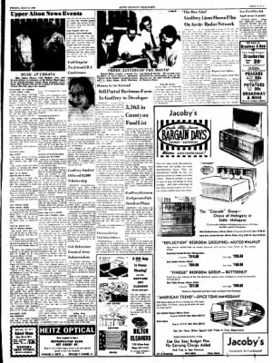 Alton Evening Telegraph from Alton, Illinois on July 15, 1960 · Page 11