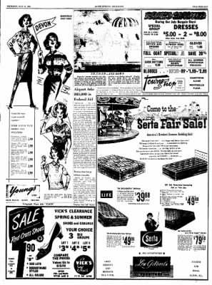 Alton Evening Telegraph from Alton, Illinois on July 21, 1960 · Page 13