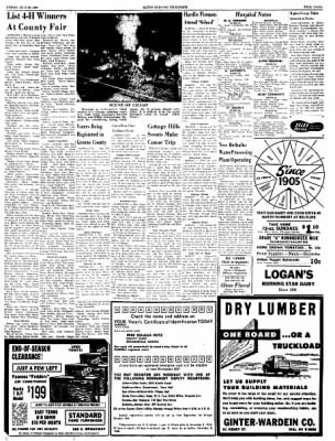 Alton Evening Telegraph from Alton, Illinois on July 29, 1960 · Page 3