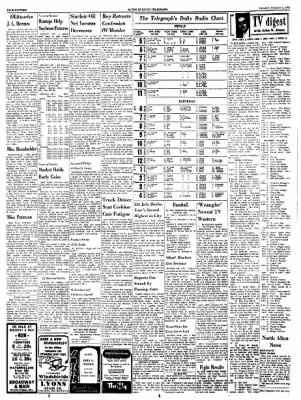 Alton Evening Telegraph from Alton, Illinois on August 5, 1960 · Page 16