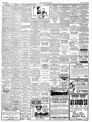 Alton Evening Telegraph from Alton, Illinois on June 3, 1963 · Page 20