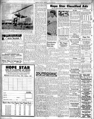 Hope Star from Hope, Arkansas on January 3, 1959 · Page 4