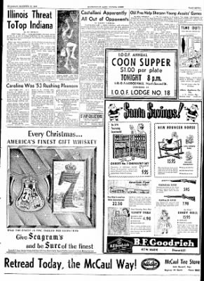 The Courier News from Blytheville, Arkansas on December 10, 1953 · Page 7