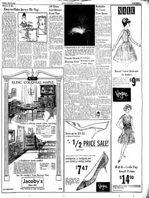 Alton Evening Telegraph from Alton, Illinois on July 5, 1963 · Page 11