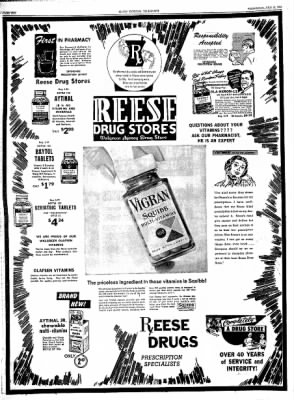 Alton Evening Telegraph from Alton, Illinois on July 31, 1963 · Page 10