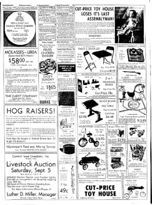 Carrol Daily Times Herald from Carroll, Iowa on September 4, 1959 · Page 7