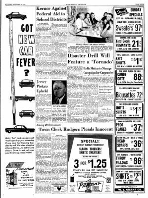 Alton Evening Telegraph from Alton, Illinois on September 14, 1963 · Page 3
