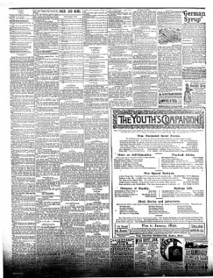 The Postville Review from Postville, Iowa on November 14, 1891 · Page 4