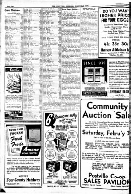 Postville Herald from Postville, Iowa on February 4, 1948 · Page 2