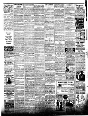 The Postville Review from Postville, Iowa on February 20, 1892 · Page 4